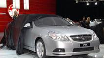 Holden Epica at Brisbane Motor Show