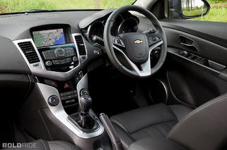 Chevrolet Cruze Hatchback