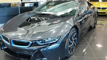 BMW i8 sold for $247,450, including $100,000 market adjustment