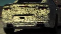 2016 Chevrolet Camaro screenshot from teaser video