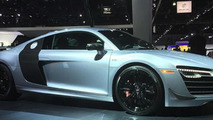 Audi R8 Competition live in Los Angeles