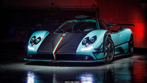 Pagani Zonda still alive and kicking, one-off 760RSJX announced