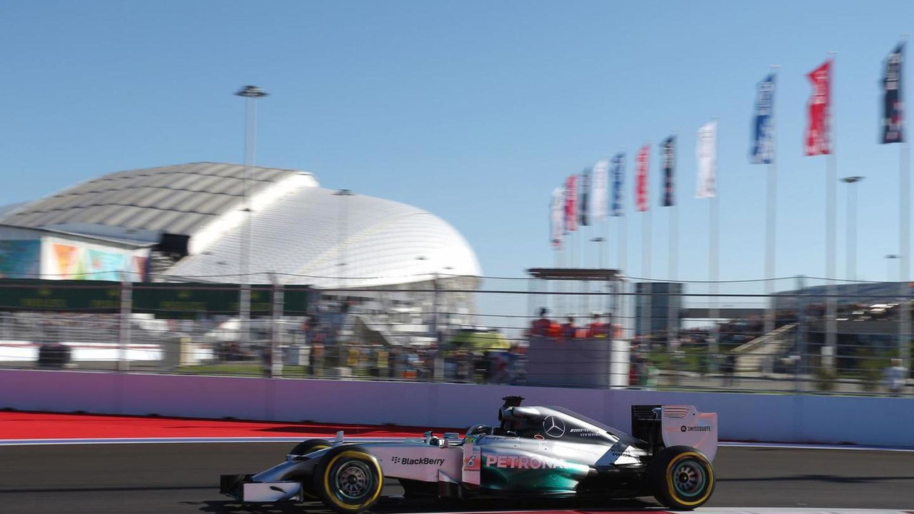 Lewis Hamilton (GBR), 11.10.2014, Russian Grand Prix, Sochi Autodrom / XPB