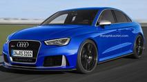 2018 Audi RS3 Sedan confirmed for North America