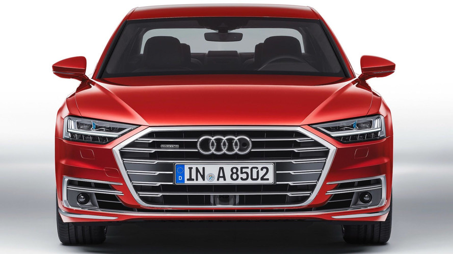 Audi A8 2018  pictures information amp specs