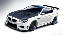 Lumma Design fully reveals BMW CLR 6 M