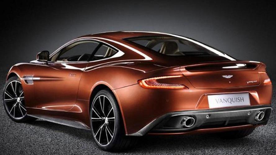 Aston Martin AM 310 Vanquish officially revealed