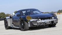 Porsche 918 Spyder showcased at event in Nürburgring [video]