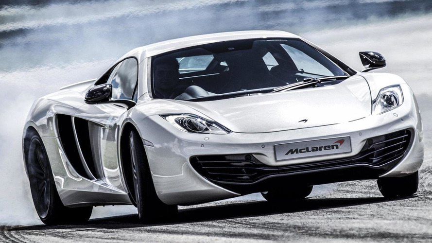 McLaren launches a pre-owned program