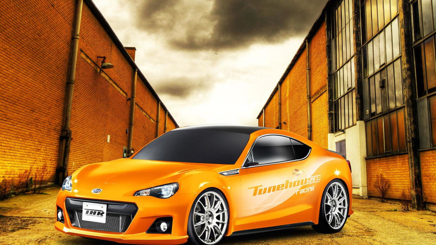 Tunehouse previews their tuning program for the Subaru BRZ