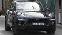 Porsche Macan spy photo 09.5.2012