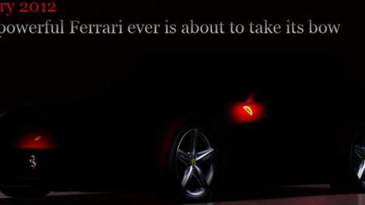 Ferrari 620 GT teaser, 960, 21.02.2012
