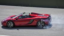 McLaren 12C Spider revealed