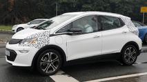 2017 Opel Ampera-e spy photos