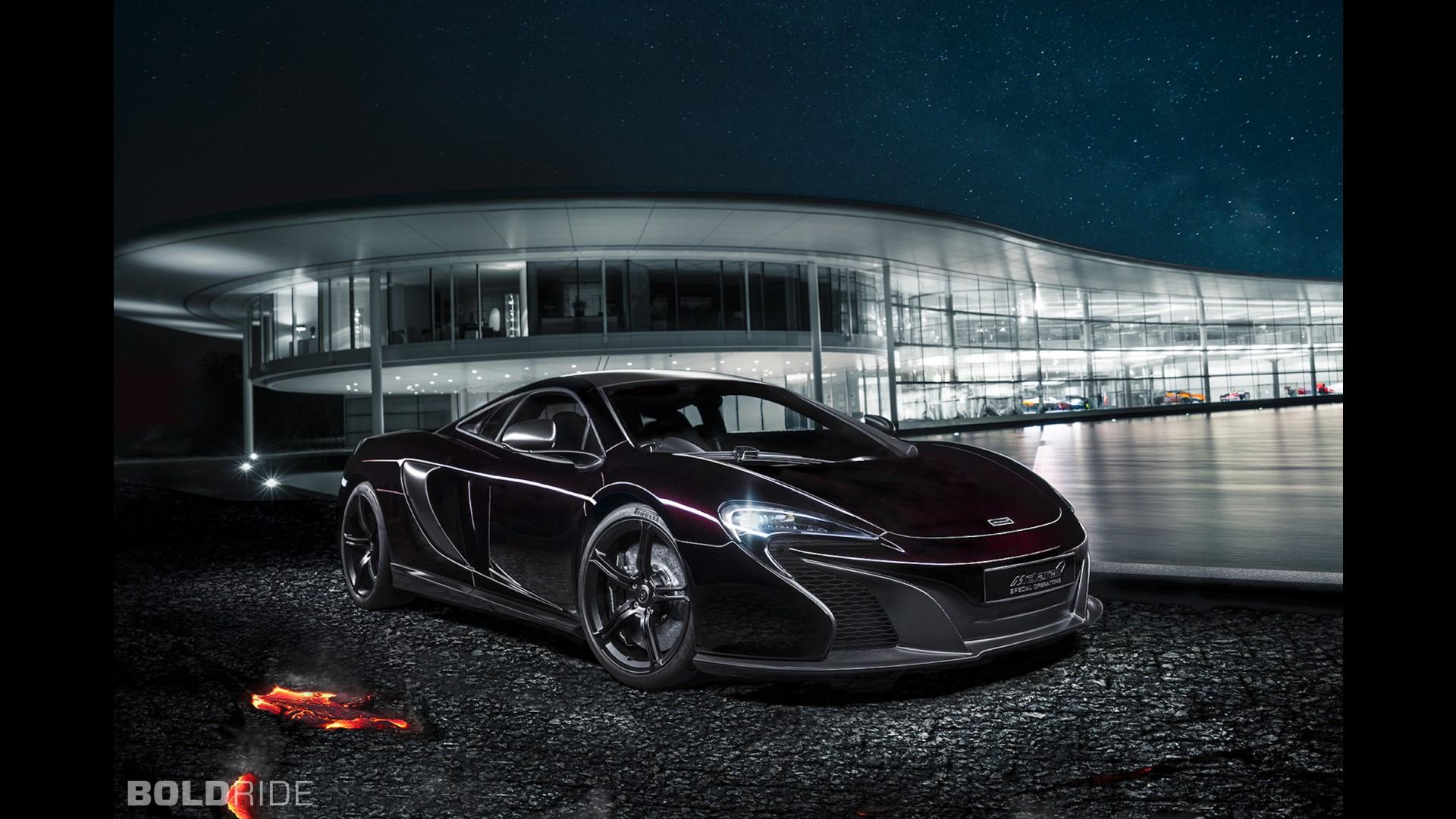 McLaren MSO 650S Coupe Concept