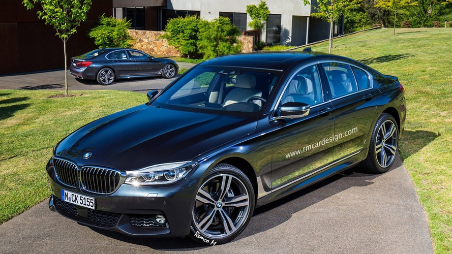 2017 BMW 5-Series to be revealed in Paris next year
