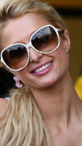 Paris Hilton (USA) - Formula 1 World Championship, Rd 6, Monaco Grand Prix