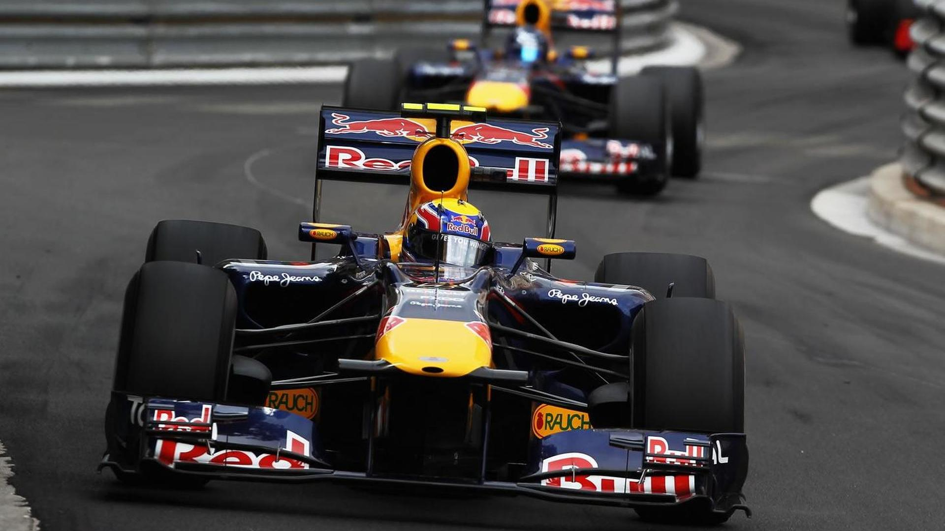 Damage found in Vettel's Barcelona/Monaco chassis