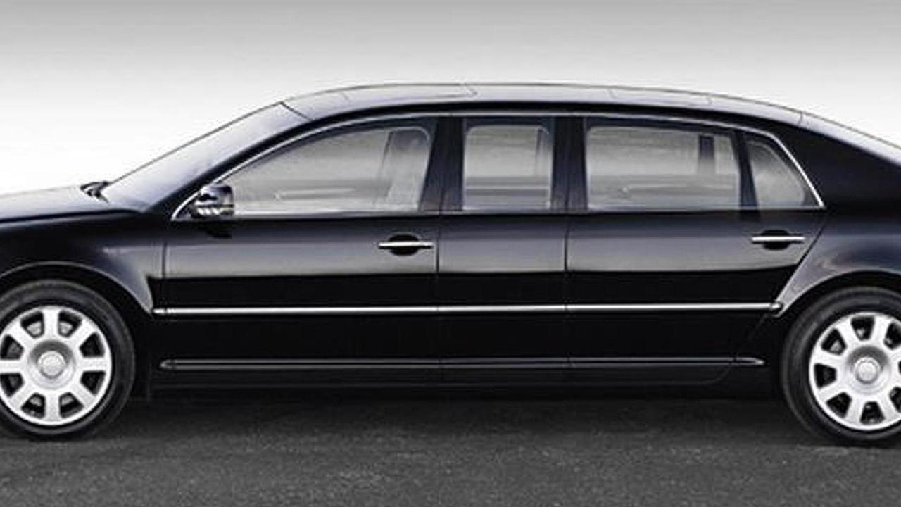 VW Phaeton Limousine