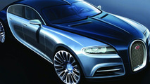 Bugatti Galibier headed for production - report