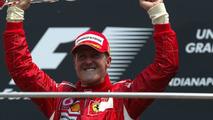 Schumacher would have driven third Ferrari - manager