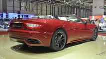 Maserati GranCabrio Sport live in Geneva - 01.03.2011