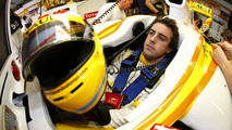 Alonso admits top Interlagos pace not real