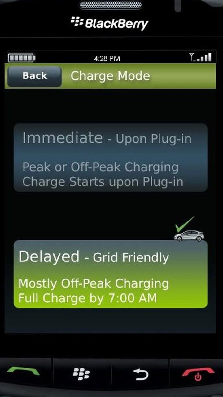 OnStar Mobile Application Demo