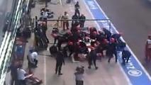 Yamamoto mechanic to sit out next races