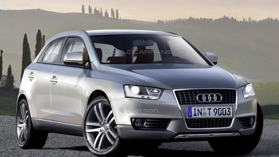 Audi Q1 SUV in the cards