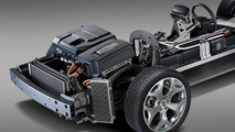 2011 Opel Ampera Chassis