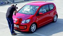 Volkswagen up! fits 16 people