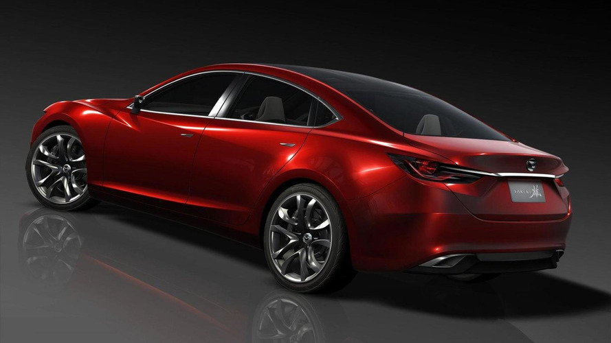 Mazda to launch four redesigned models by 2014 - report
