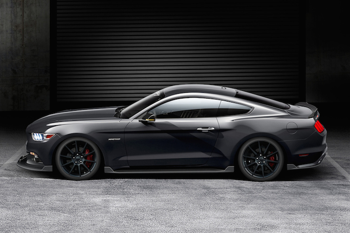 717HP Hennessey Mustang Aims Directly for Hellcat