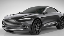 Aston Martin announces crossover, two new platforms and revamped lineup