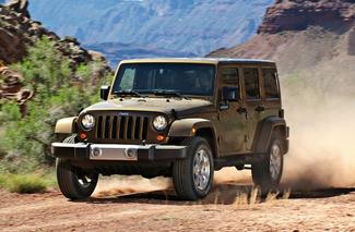 Jeep Defends Wrangler Against Poor Consumer Reports Score