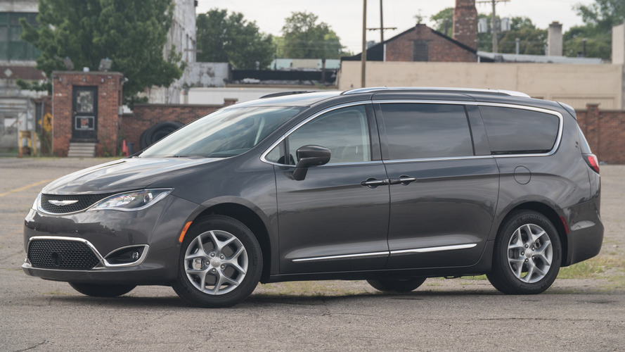 First Drive: 2017 Chrysler Pacifica