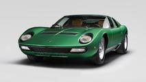 Lamborghini Centenario, Miura Roadster, Diablo VT to be on display in the U.K.