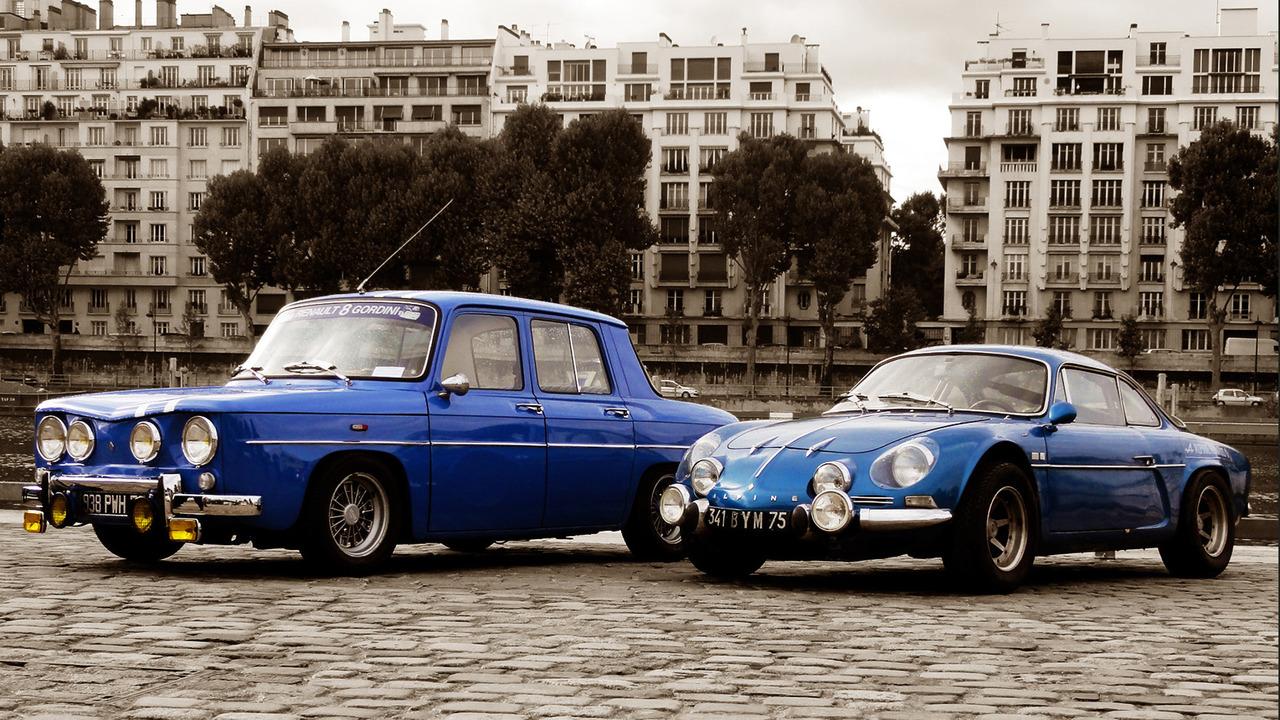 R8 GORDINI - Alpine Renault (Alpinette) 1600S