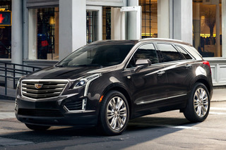2017 Cadillac XT5: 5 Things You Need to Know
