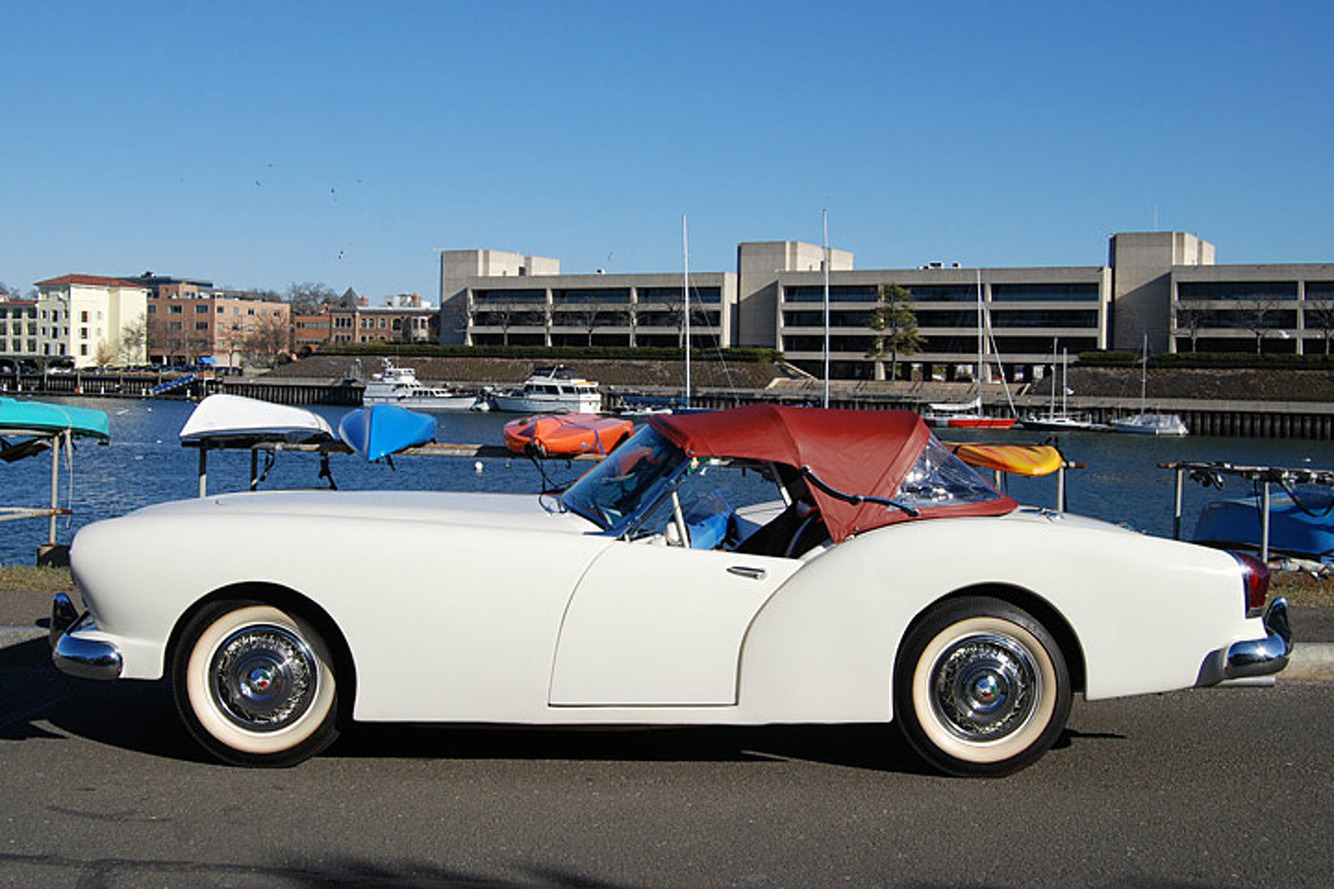The '54 Kaiser Darrin is Your Classic Corvette Alternative