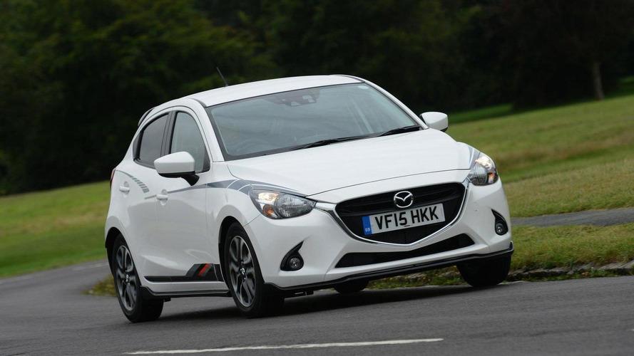 Mazda2 Sport Black