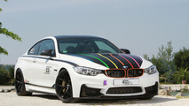 BMW M4 DTM Champion Edition upgraded to 517 PS by TVW Car Design