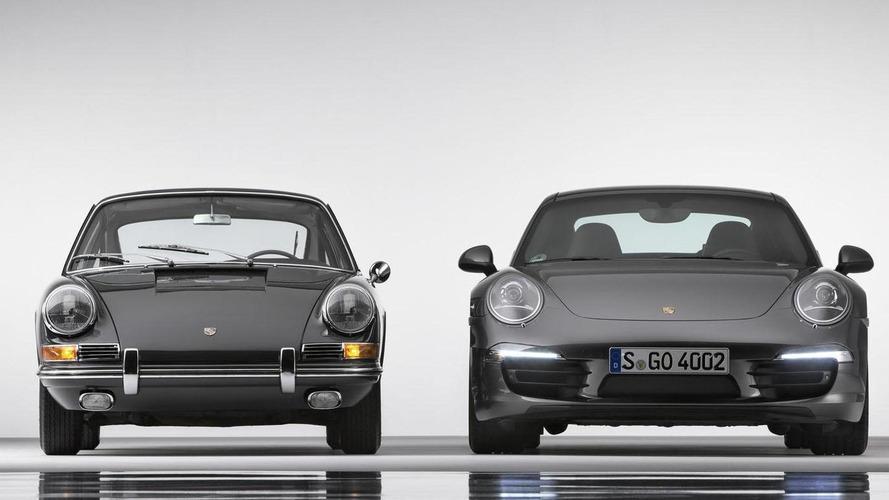 Porsche 911 celebrates its 50th anniversary