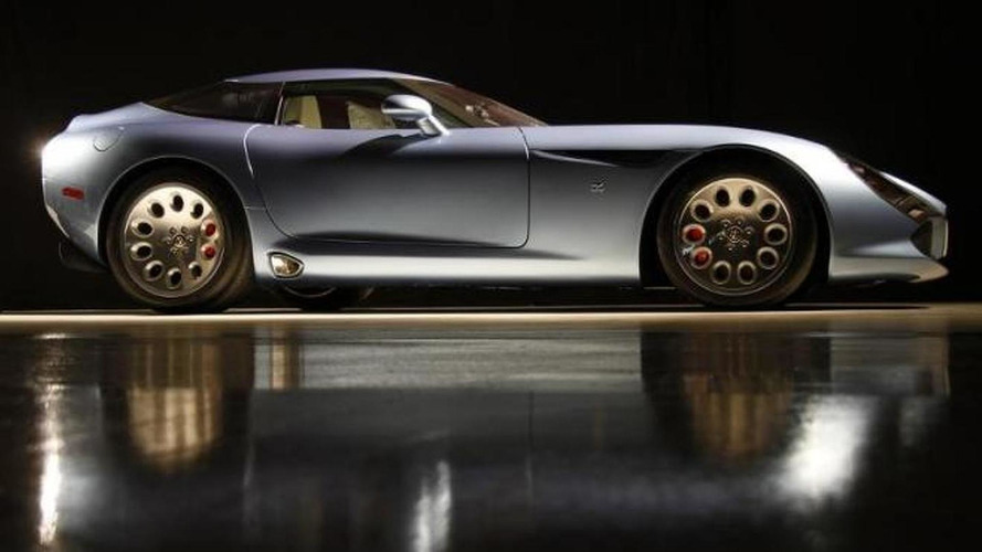 Last Alfa Romeo Zagato Stradale TZ3 going to Amelia Concours d'Elegance