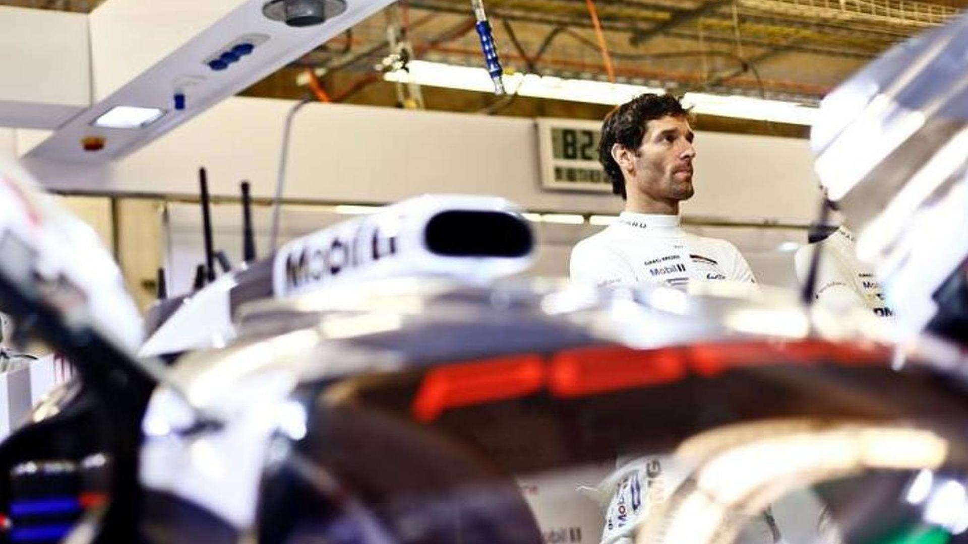 Today's F1 'is not racing' - Webber