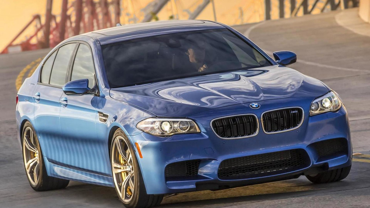 BMW M5 (F10 US-spec)