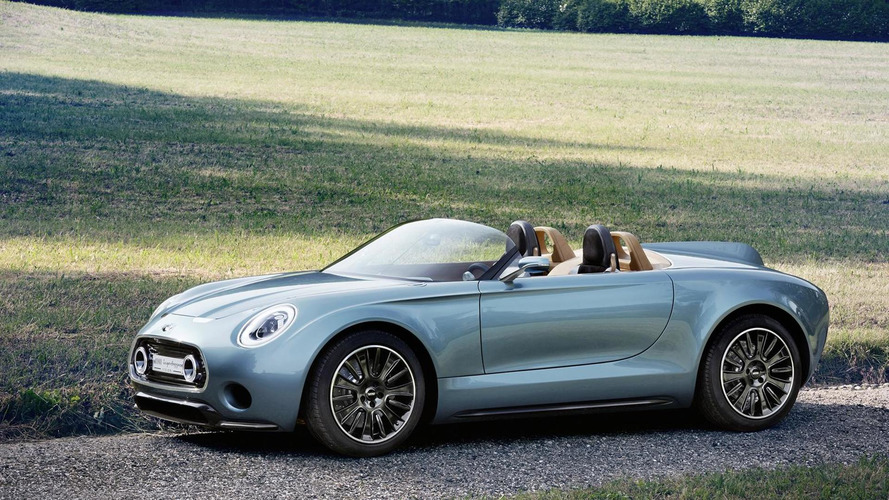 MINI Superleggera Vision reportedly approved for 2018 launch