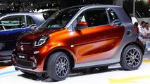 2015 Smart ForTwo at 2014 Paris Motor Show