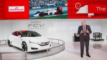 Honda FCV Concept live at NAIAS